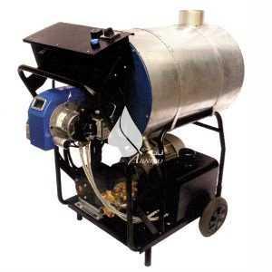 دستگاه کارواش آب گرم