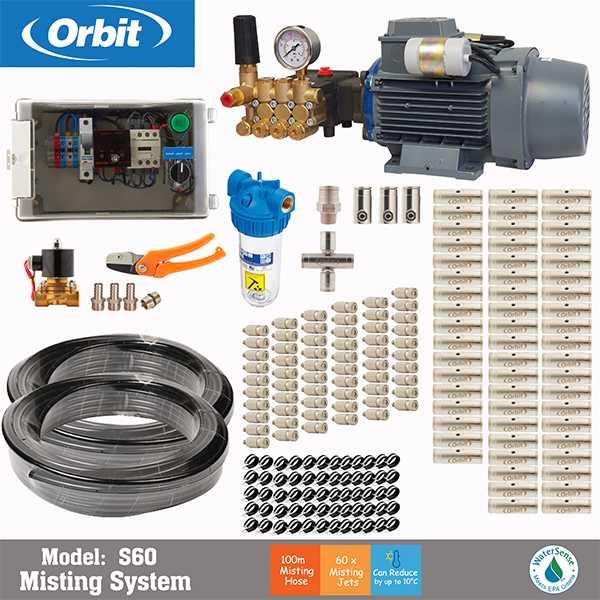 Orbit S60 - پمپ شناور