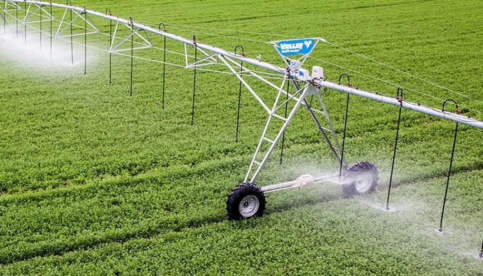 معرفی تجهیزات سیستم آبیاری بارانی