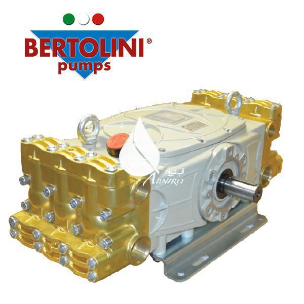 پمپ برتولینی ۱۵۰ بار ۲۲۸ لیتر مدل CK2313