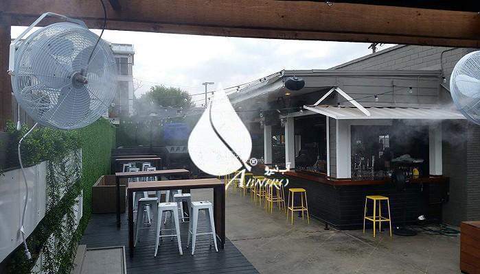 مه پاش رستوران