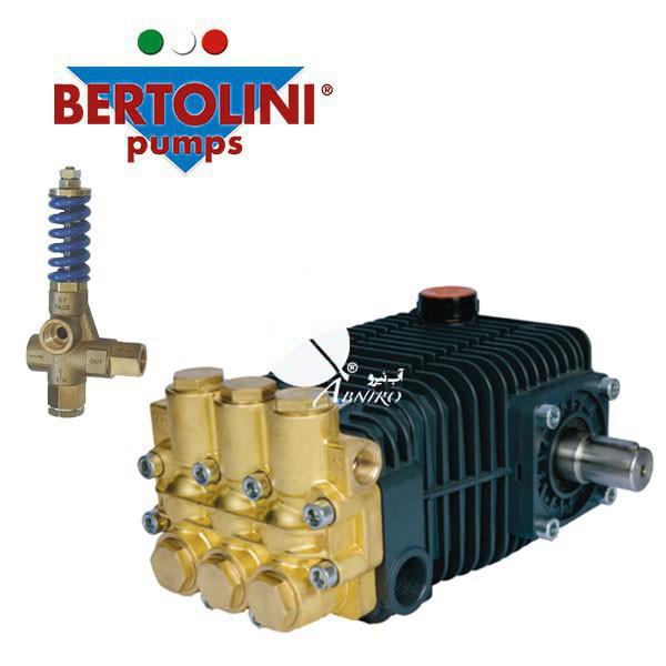 پمپ برتولینی ۱۹۰ بار ۵۰ لیتر مدل RBL5019