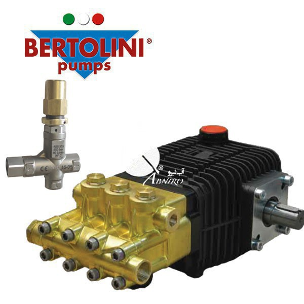 RX3050 - لوازم یدکی پمپ کارواش صنعتی - قطعات پمپ کارواش