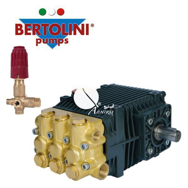 پمپ برتولینی ۳۰۰ بار ۱۵ لیتر مدل TTL1530