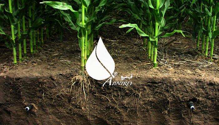 انواع روش های آبیاری در کشاورزی
