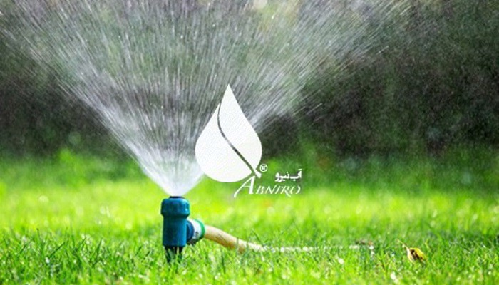 کلیدی ترین نکات برای نگهداری آب پاش ها