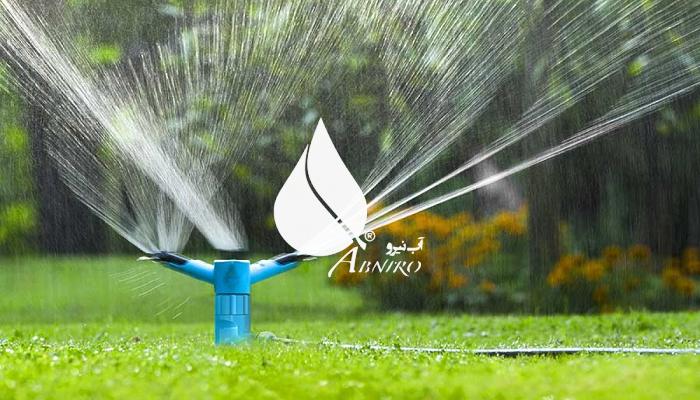 آشنایی با تجهیزات آبیاری بارانی